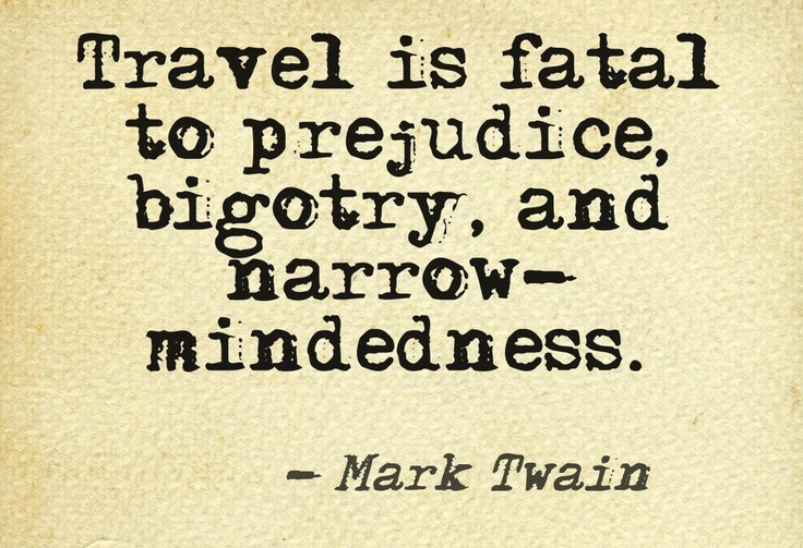 Mark Twain's Travel