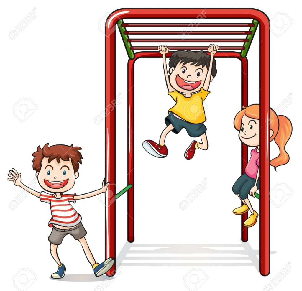 Anyone want to hang around on the monkey bars?