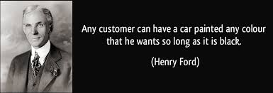 Visions Henry Ford