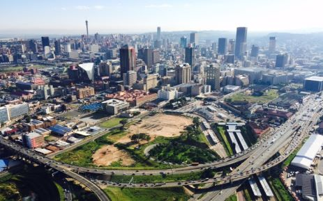 Ouch Joburg city of gold