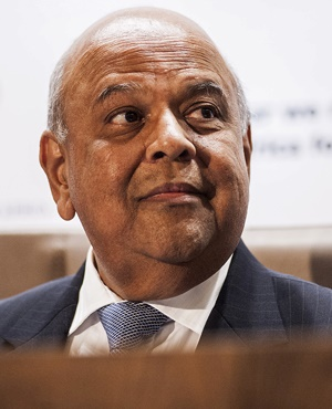 Angles Gordhan