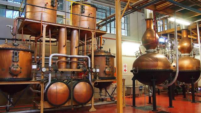 Chocolate Van Ryn's secret copper potstills