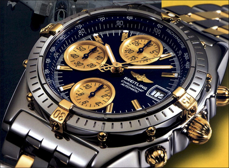 Old School Swiss watch Breitling