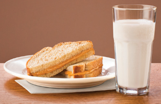 Tips sandwich_and_milk