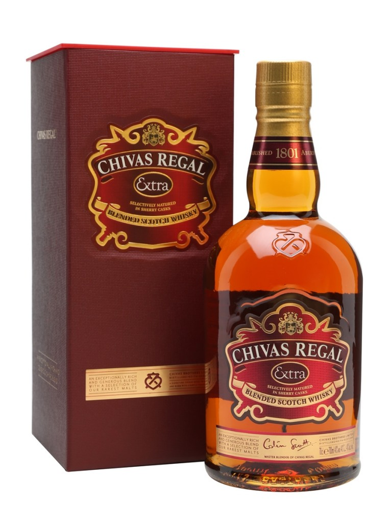 Breakfast Chivas
