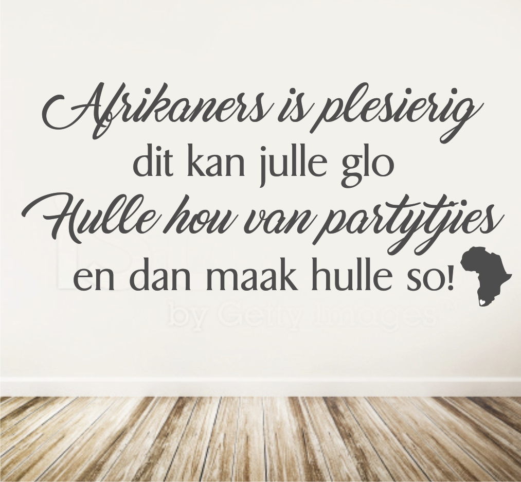 Visions 2 Afrikaners