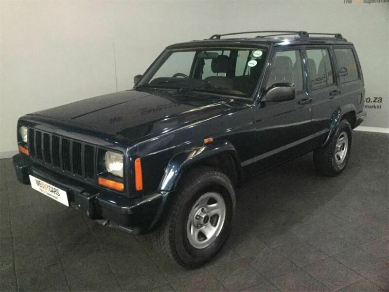 A Forbes Jeep Cherokee