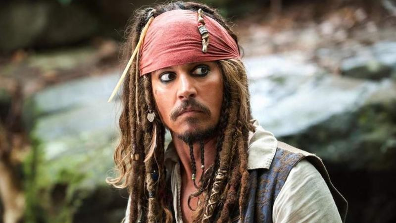 Pirates Johnny Depp